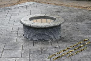 Stamped Concrete Carbaugh Concrete Contractor Hanover Pa