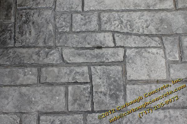 Hanover PA - York County - Concrete Patterns - Appian Stone 01